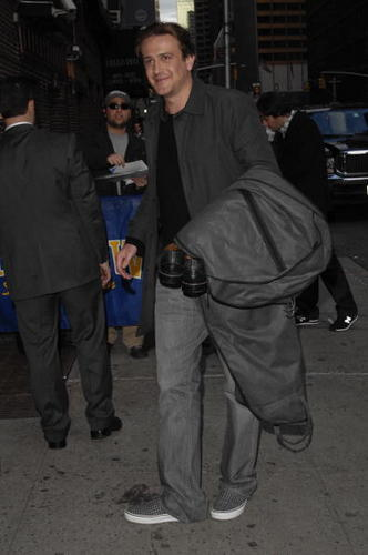 Jason - Outside David Letterman