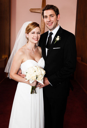 Jim and Pam Wedding foto