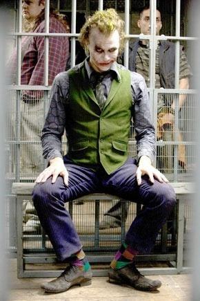 Joker in Jail