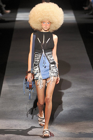 Louis Vuitton Spring 2010 RTW