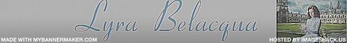 Lyra Belacqua Banner