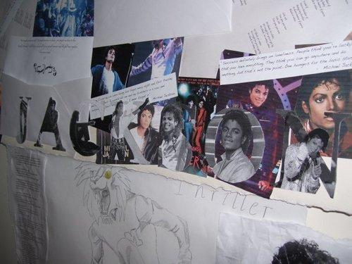 MJ Tribute Poster