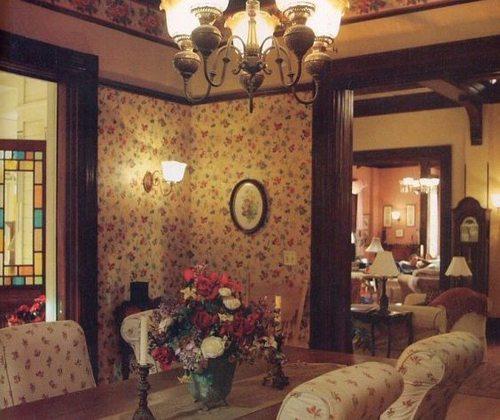 Manor's dining room;)