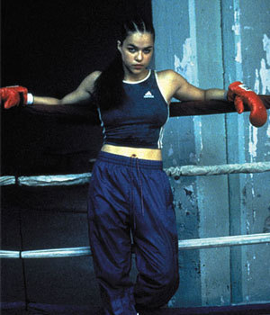 Michelle in Girl Fight