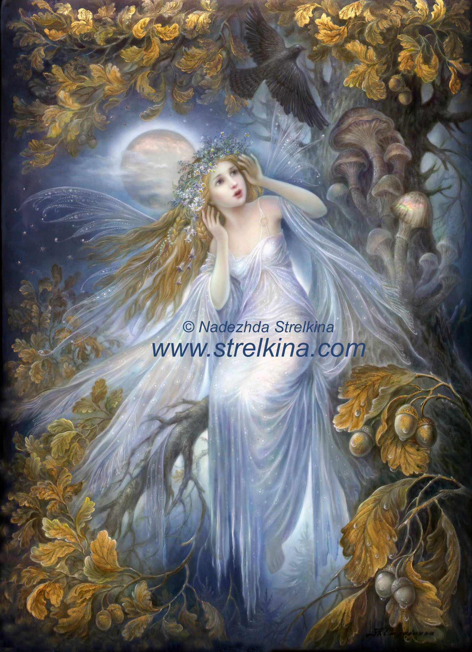 Fantasy Art Images Night Fairy Hd Wallpaper And Background