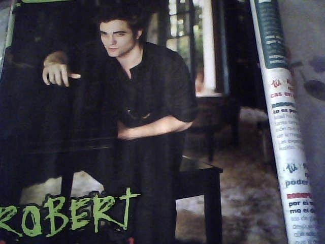 "New Rob's Photoshoot from the October Issue of ""TU"" Mexican Mag"