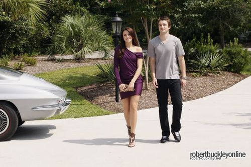 One TreeHill Episode 7.05 Your Cheatin' hati, tengah-tengah Stills