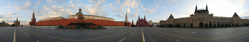 Panorama Red Square