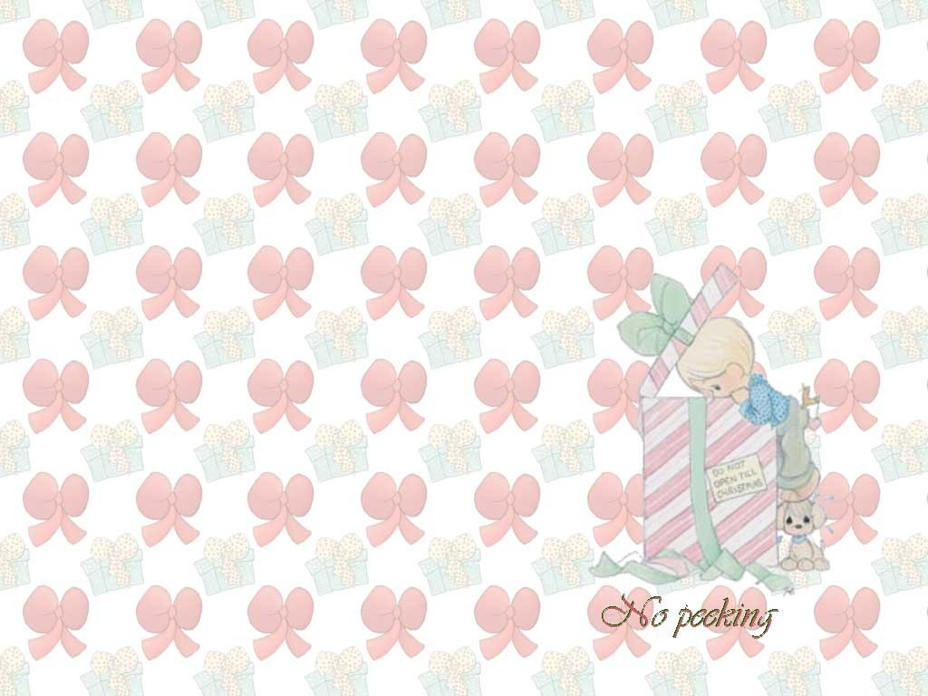 precious moments christmas wallpaper background - photo #8