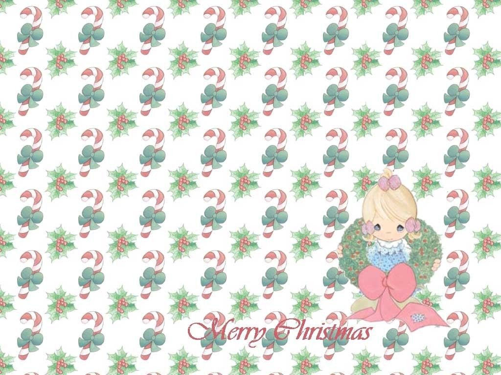 precious moments christmas wallpaper background - photo #1