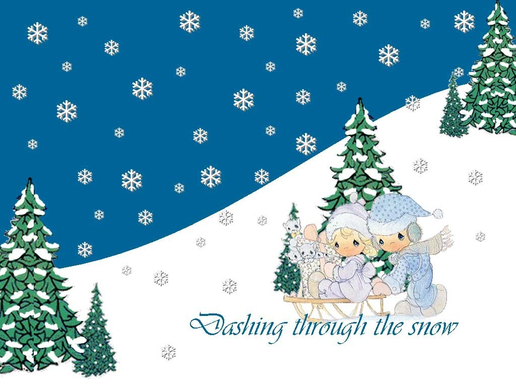 precious moments christmas wallpaper background - photo #6