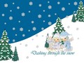 Precious Moments Christmas - precious-moments wallpaper