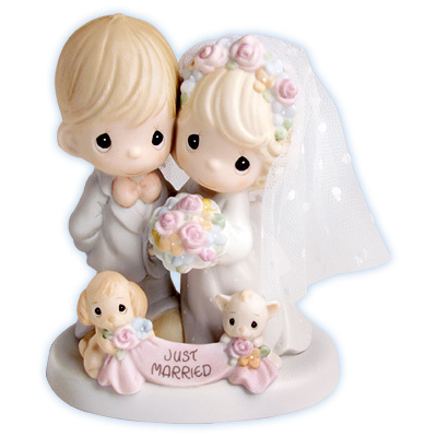 Precious Moments - Just Married