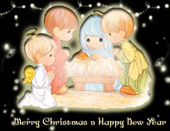 Precious Moments images Precious Moments Nativity wallpaper and
