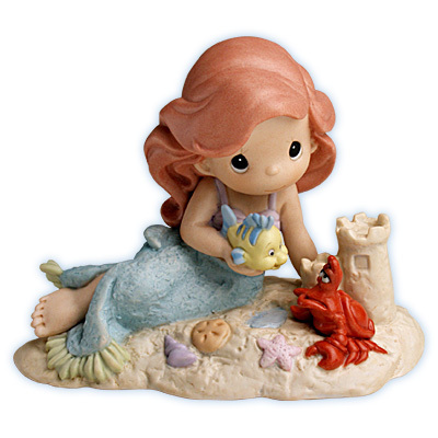 Precious Moments ~ The Little Mermaid