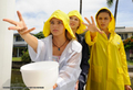 Raincoats - h2o-just-add-water-girls photo