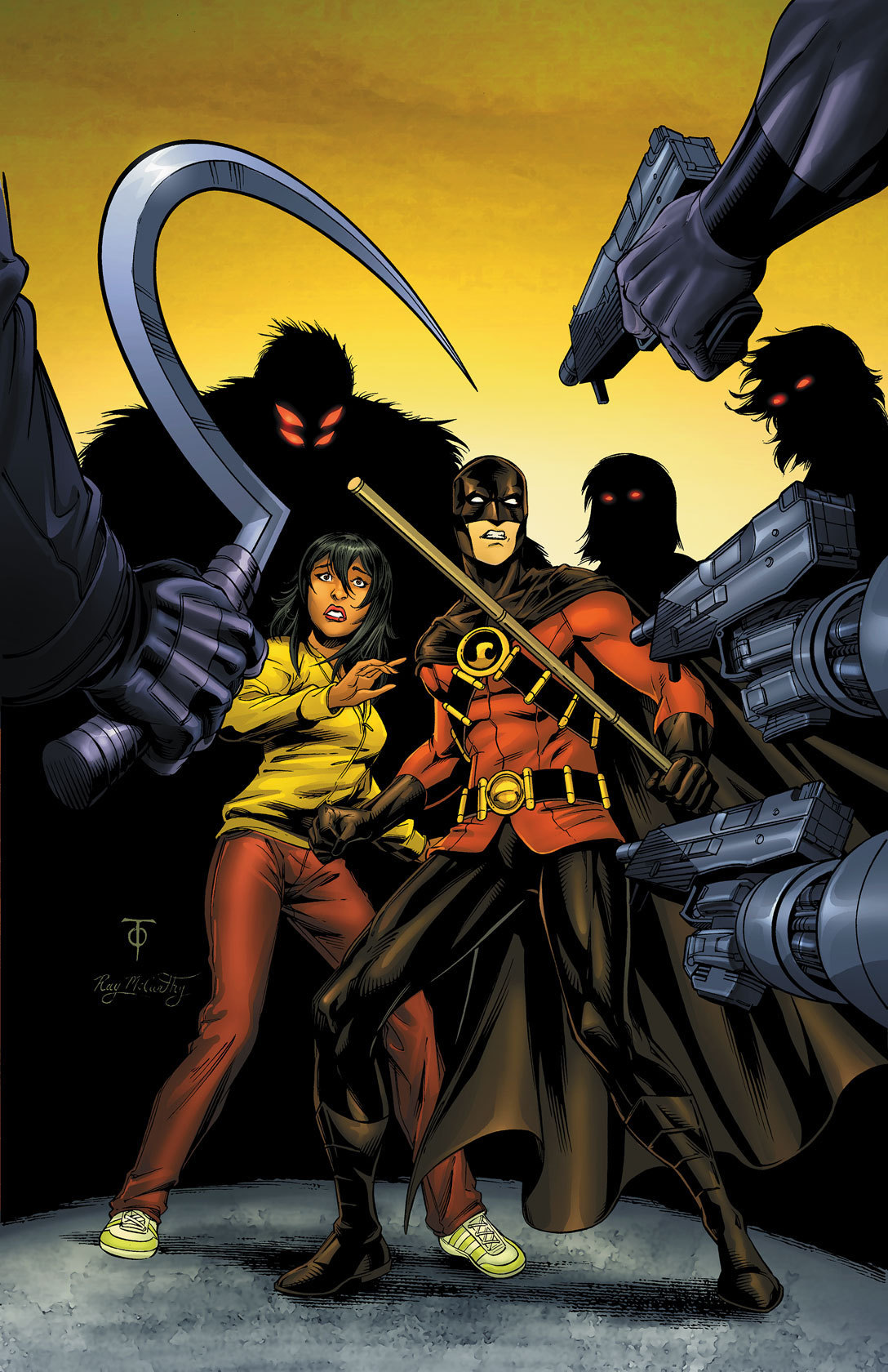 Tim Drake images Red Robin #8 HD wallpaper and background ...