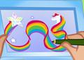 Return to Rainbow Land Screen Caps - rainbow-brite screencap