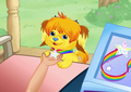 Return to Rainbow Land Screen Caps - rainbow-brite screencap