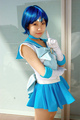Sailor Mercury Costume