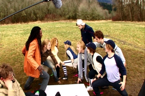 Screncaps from the Twilight Special Edition DVD