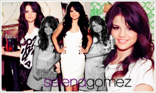 selena gomez dan demi lovato wallpaper with a portrait called Selena