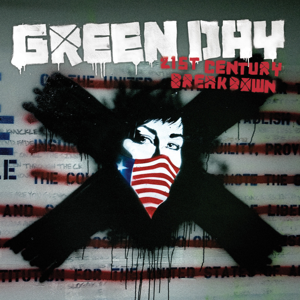 Single Artwork For '21st Century Breakdown'