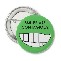Smile is contagious