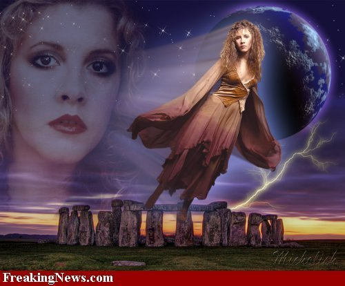 Stevie Nicks Fanart