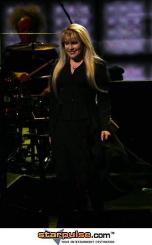 Stevie in संगीत कार्यक्रम