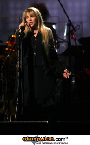 Stevie in konzert