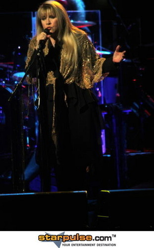 Stevie in konser