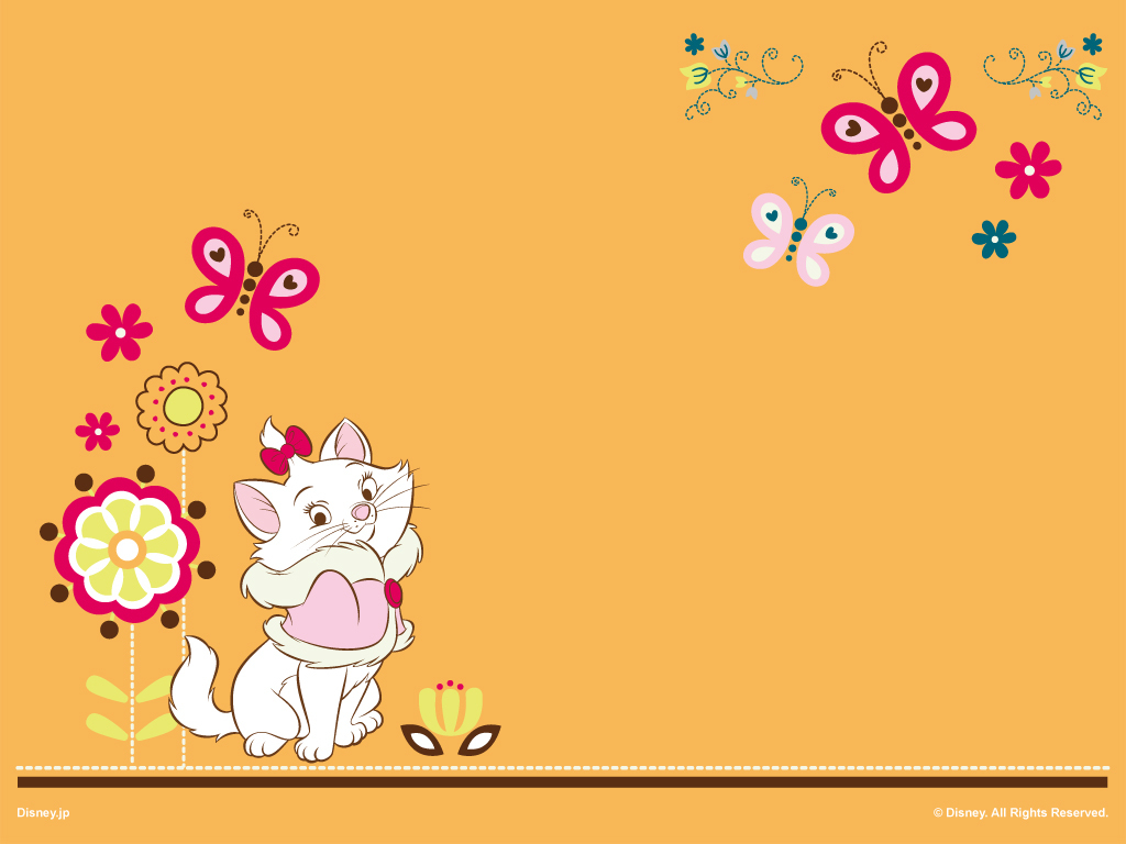 The Aristocats The Aristocats Marie Wallpaper