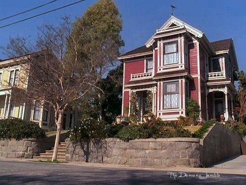 The Halliwell's manor;)