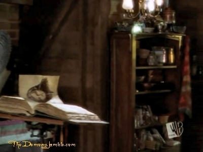The Halliwell's manor;)