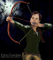 The Hunger Games- Katniss