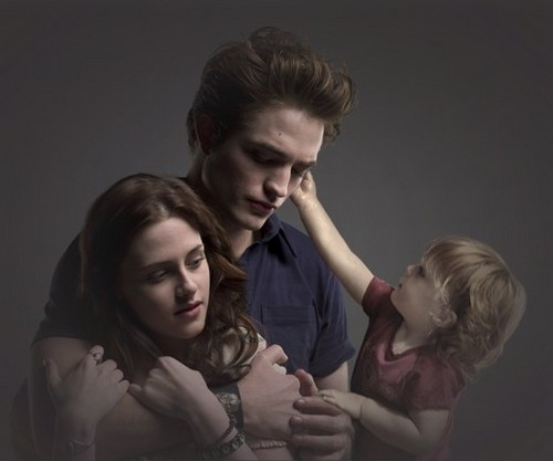 The Little Cullen Family
