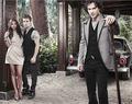 The Vampire Diaries w/ Nina