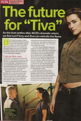 Tiva article