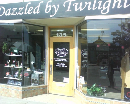 Twilight Store In Port Angeles