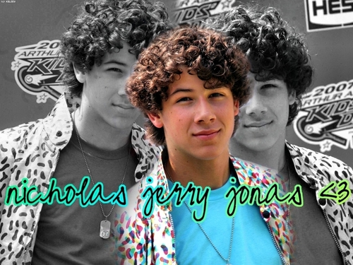 wallpaper Nick Jonas