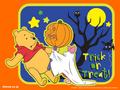 Winnie the Pooh ハロウィン