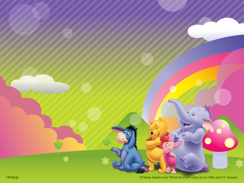 wallpaper baby pooh. Winnie the Pooh Wallpaper