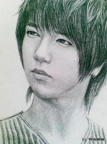 Yesung - super-junior-or-elf Fan Art