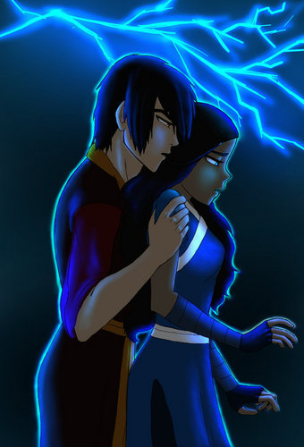 Zuko and Katara wallpaper called ZUTARA