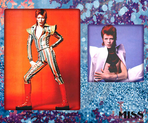 Ziggy Stardust wallpaper possibly with anime entitled Ziggy Stardust