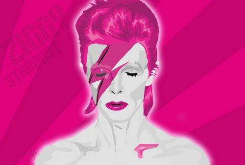 Ziggy in roze