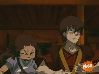 Zuko and Katara funny