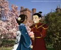 Zutara - zuko-and-katara fan art
