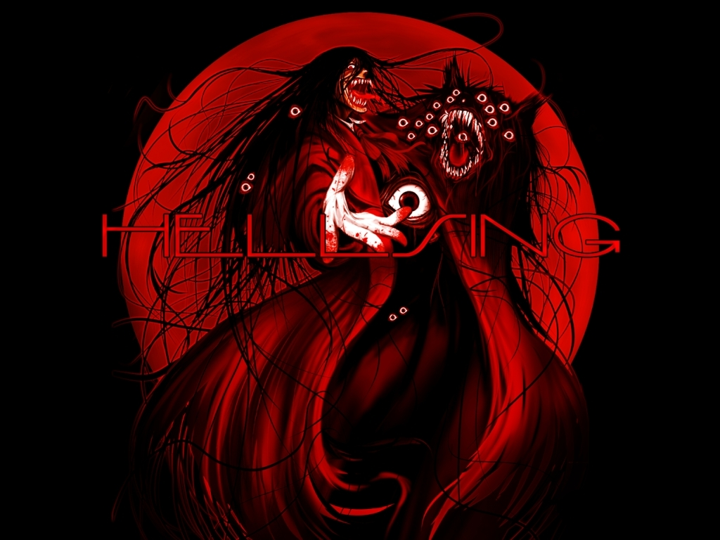 alucard   hellsing wallpaper